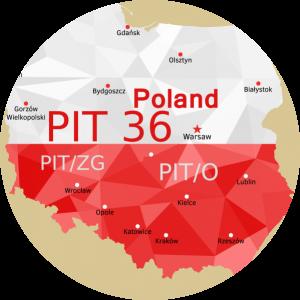 Rozliczenie podatku dochodowego w Polsce